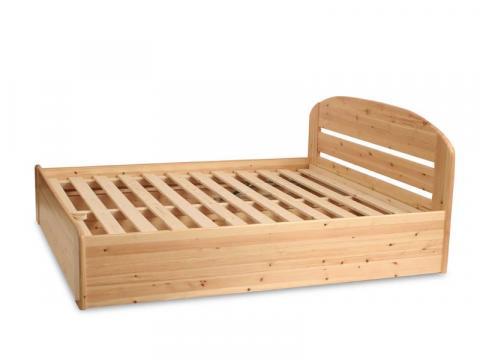 Anikó ágyneműtartós ágy 180x200, Kategória:Fenyő ágyak, Szélesség:180cm Hosszúság:200cm Magasság:cm