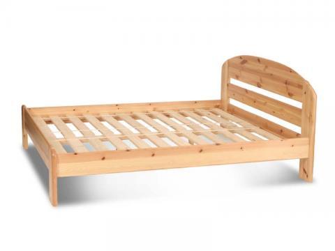 Anikó ágykeret 160X200, Kategória:Fenyő ágyak, Szélesség:160cm Hosszúság:200cm Magasság:89cm