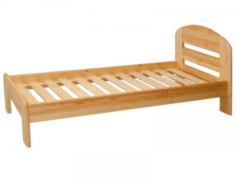 Anikó ágykeret 90X200, Kategória:Fenyő ágyak, Szélesség:90cm Hosszúság:200cm Magasság:89cm