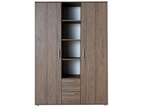 Box BO-1-NY 2 ajtós szekrény, Kategória:Szekrények, Szélesség:137cm Hosszúság:52cm Magasság:196cm