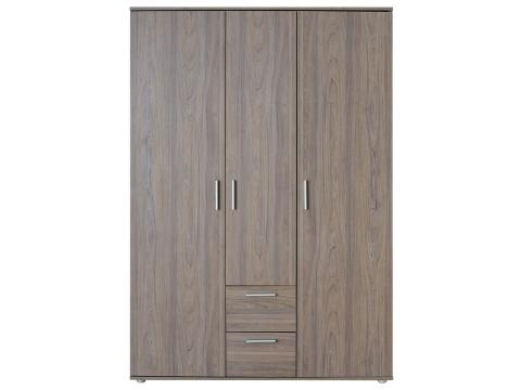 Box BO-1A 3 ajtós szekrény, Kategória:Szekrények, Szélesség:137cm Hosszúság:52cm Magasság:196cm