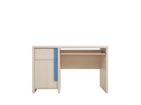Caps BIU_120 számítógépasztal, Kategória:Egyéb bútorok, Szélesség:60cm Hosszúság:120cm Magasság:76cm