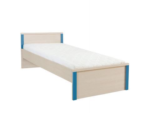 Caps LOZ_90 ágy, Kategória:Ágykeretek, Szélesség:90cm Hosszúság:200cm Magasság:70cm
