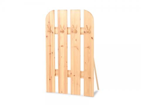 Claudia 4 elemes előszobafal, Kategória:Egyéb bútorok, Szélesség:130cm Hosszúság:80cm Magasság:12cm