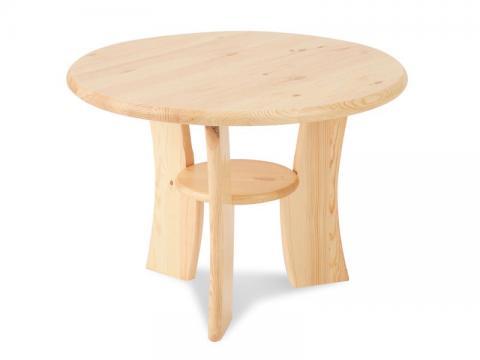 Claudia dohányzó asztal, Kategória:Egyéb bútorok, Szélesség:52cm Hosszúság:70cm Magasság:70cm