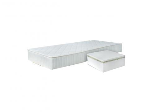Comfort Sleep Sinus 90x200 cm hideghab matrac Jacquard vászon huzattal, Kategória:Hideghab matracok, Szélesség:90cm Hosszúság:200cm Magasság:17cm