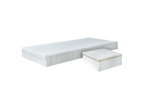 Comfort Sleep Visco Gold 80x200 cm hideghab matrac Bolong huzattal, Kategória:Hideghab matracok, Szélesség:80cm Hosszúság:200cm Magasság:18cm