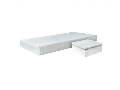 Comfort Sleep Visco Silver 90x200 cm hideghab matrac Bolong huzattal, Kategória:Hideghab matracok, Szélesség:90cm Hosszúság:200cm Magasság:16cm