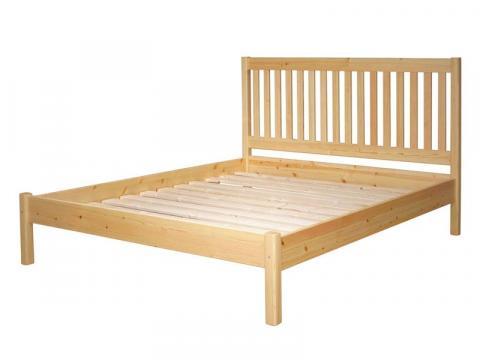 Dávid ágykeret 90x200, Kategória:Fenyő ágyak, Szélesség:90cm Hosszúság:200cm Magasság:110cm