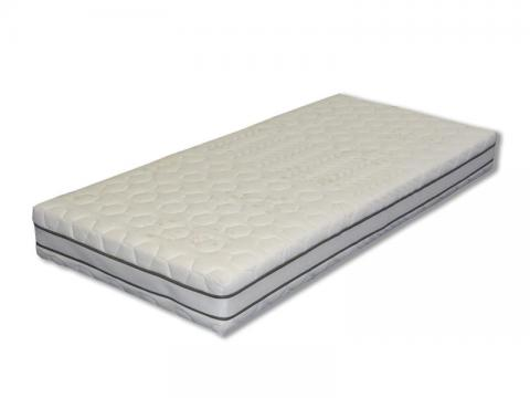 Dream Factory Novaline 18 90x200 cm hideghab matrac Aloe Vera huzattal, Kategória:Hideghab matracok, Szélesség:90cm Hosszúság:200cm Magasság:19cm