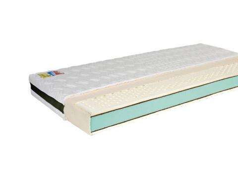 Dream Factory Sensation 160x200 cm biomatrac Aloe Vera huzattal, Kategória:Bio matracok, Szélesség:160cm Hosszúság:200cm Magasság:19cm