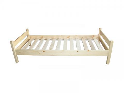 Gábor ágykeret 90x200, Kategória:Fenyő ágyak, Szélesség:90cm Hosszúság:200cm Magasság:cm