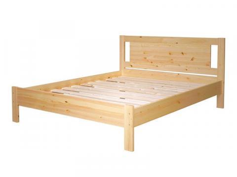 Janka ágykeret 140x200, Kategória:Fenyő ágyak, Szélesség:140cm Hosszúság:200cm Magasság:cm