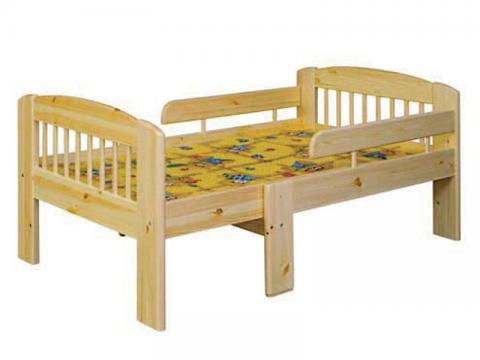 Leo 3 lépésben hosszabbítható gyerekágy, Kategória:Gyerekágyak, Szélesség:80cm Hosszúság:105cm Magasság:cm