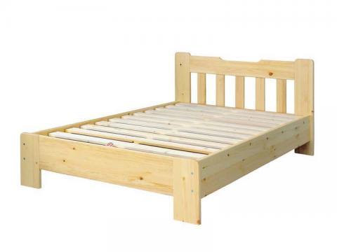 Leo ágyneműtartós ágy 160x200 rugós, Kategória:Fenyő ágyak, Szélesség:160cm Hosszúság:200cm Magasság:80cm