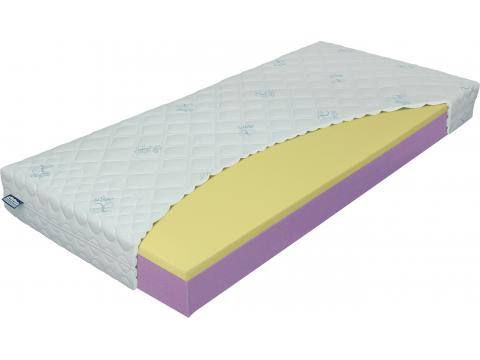 Materasso Aegis Lazy 120x200 cm vákuum matrac, Kategória:Vákuum matracok, Szélesség:120cm Hosszúság:200cm Magasság:17cm