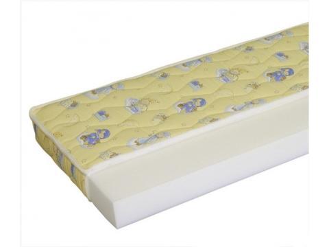 Materasso Panda Eco 70x140 cm matrac, Kategória:Gyerekmatracok, Szélesség:70cm Hosszúság:140cm Magasság:8cm