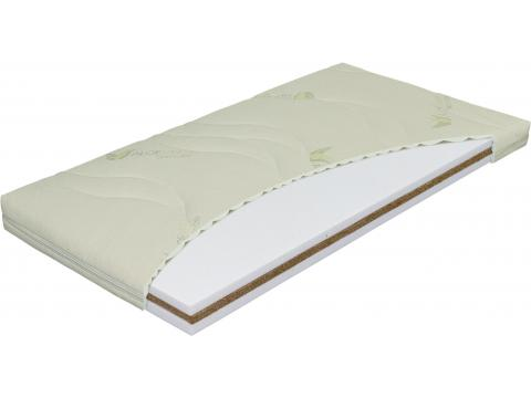 Materasso Panda Nova 80x160 cm matrac, Kategória:Gyerekmatracok, Szélesség:80cm Hosszúság:160cm Magasság:8cm
