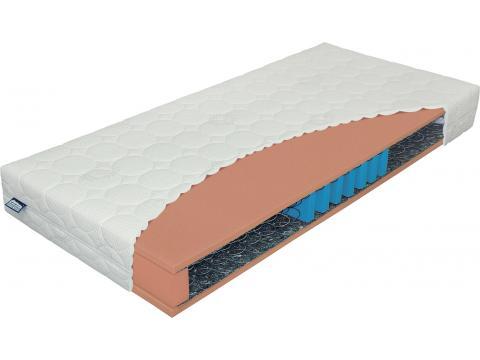 Materasso Prezident Bio Extra Lux 100x200 cm bonell rugós matrac, Kategória:Bio matracok, Szélesség:100cm Hosszúság:200cm Magasság:20cm