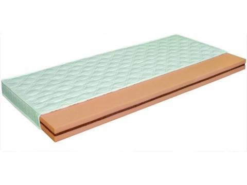 Materasso Prezident Extra Lux 12 80x200 cm hideghab, kókusz matrac, Kategória:Hideghab matracok, Szélesség:80cm Hosszúság:200cm Magasság:12cm