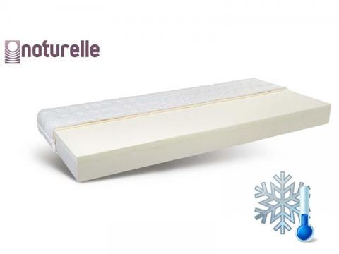 Naturelle Lux 4 80x200 cm memory matrac Cool Plus huzattal, Kategória:Memory matracok, Szélesség:80cm Hosszúság:200cm Magasság:18cm