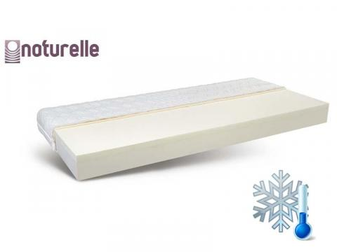 Naturelle Lux 4 90x200 cm memory matrac Cool Plus huzattal, Kategória:Memory matracok, Szélesség:90cm Hosszúság:200cm Magasság:18cm