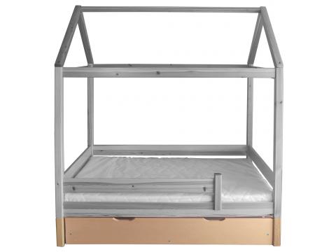 Ágyneműtartó és ágymagasítás Solis gyerekágyhoz, Kategória:Ágyneműtartók, Szélesség:108cm Hosszúság:168cm Magasság:23cm
