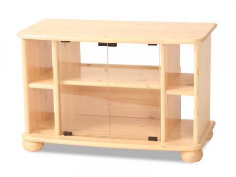 Claudia TV állvány kicsi, Kategória:Egyéb bútorok, Szélesség:85cm Hosszúság:45cm Magasság:55cm