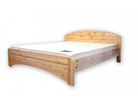 Bea ágyneműtartós 140x200 natúr bükk ágykeret, Kategória:Ágykeretek, Szélesség:140cm Hosszúság:200cm Magasság:80cm