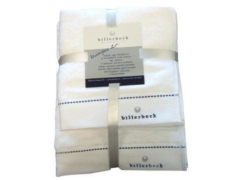 Billerbeck törülköző fehér színben, Kategória:Egyéb bútorok, Szélesség:70cm Hosszúság:140cm Magasság:cm
