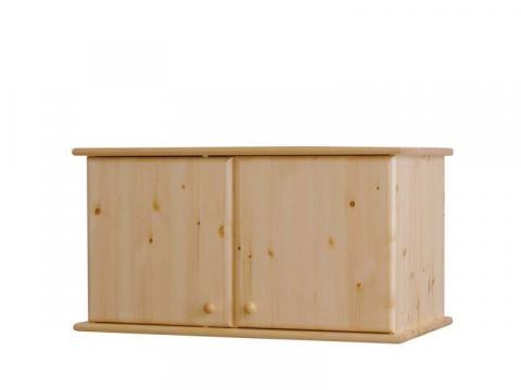 Csanád 2ajtós szekrénymagasítás, Kategória:Egyéb bútorok, Szélesség:103cm Hosszúság:56cm Magasság:55cm