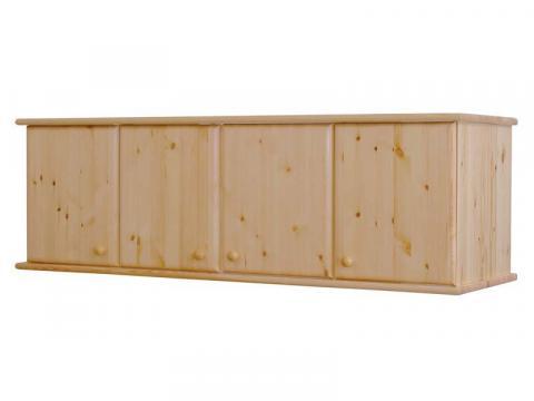 Csanád 3ajtós szekrénymagasítás, Kategória:Egyéb bútorok, Szélesség:151cm Hosszúság:56cm Magasság:55cm
