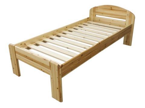 Éva ágykeret, Kategória:Fenyő ágyak, Szélesség:90cm Hosszúság:200cm Magasság:76cm