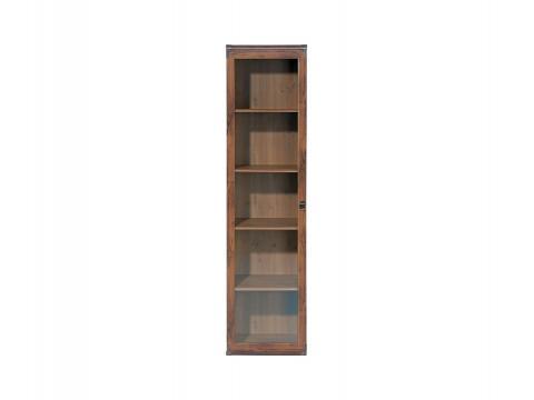 Indiana JWIT1d üvegajtós szekrény, Kategória:Szekrények, Szélesség:50cm Hosszúság:40cm Magasság:195cm