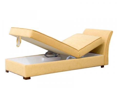 Lux Borzano heverő 90x200, Kategória:Heverők, Szélesség:90cm Hosszúság:200cm Magasság:83cm