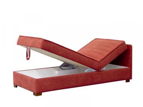 Lux heverő 90x200, Kategória:Heverők, Szélesség:90cm Hosszúság:200cm Magasság:70cm