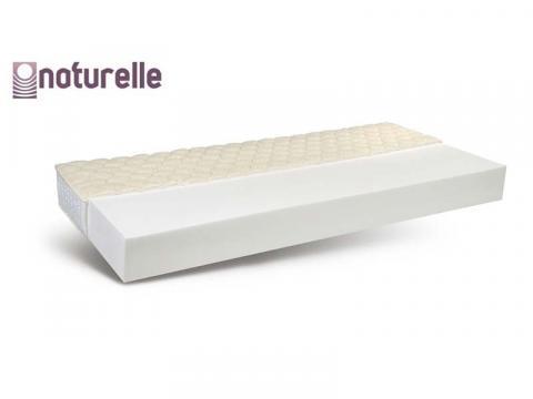 Naturelle Comfort Wool 14 cm magas vákuum csomagolt matrac élőgyapjús, Kategória:Vákuum matracok, Szélesség:80cm Hosszúság:200cm Magasság:14cm
