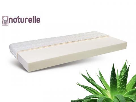 Naturelle Eco hideghab matrac Aloe Vera huzattal, Kategória:Hideghab matracok, Szélesség:80cm Hosszúság:200cm Magasság:16cm