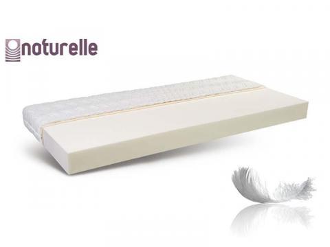 Naturelle Eco hideghab matrac Soft & Fresh huzattal, Kategória:Hideghab matracok, Szélesség:80cm Hosszúság:200cm Magasság:16cm