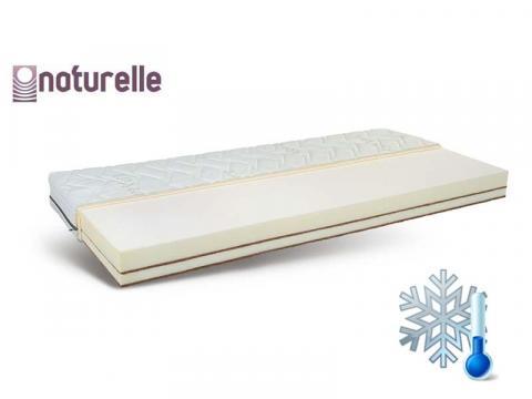 Naturelle Flexible hideghab matrac Tencel huzattal, Kategória:Hideghab matracok, Szélesség:80cm Hosszúság:200cm Magasság:16cm