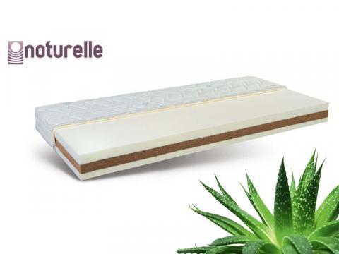 Naturelle Kokos Max hideghab matrac Aloe Vera huzattal, Kategória:Hideghab matracok, Szélesség:80cm Hosszúság:200cm Magasság:18cm