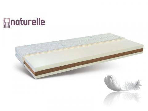 Naturelle Kokos Max hideghab matrac Soft & Fresh huzattal, Kategória:Hideghab matracok, Szélesség:80cm Hosszúság:200cm Magasság:18cm