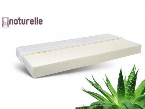 Naturelle Lux 4 memory matrac Aloe Vera huzattal, Kategória:Memory matracok, Szélesség:80cm Hosszúság:200cm Magasság:18cm