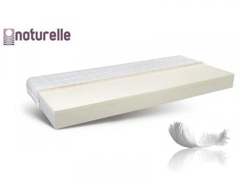 Naturelle Lux 4 memory matrac Soft & Fresh huzattal, Kategória:Memory matracok, Szélesség:80cm Hosszúság:200cm Magasság:18cm