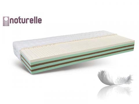 Naturelle Moment latex biomatrac Soft & Fresh huzattal, Kategória:Bio matracok, Szélesség:80cm Hosszúság:200cm Magasság:24cm