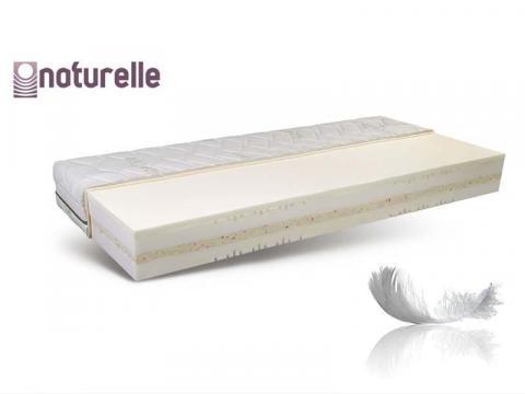 Naturelle Opus memory matrac Soft & Fresh huzattal, Kategória:Memory matracok, Szélesség:80cm Hosszúság:200cm Magasság:23cm