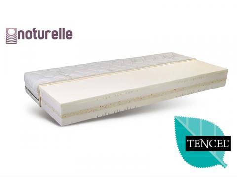 Naturelle Opus memory matrac Tencel huzattal, Kategória:Memory matracok, Szélesség:80cm Hosszúság:200cm Magasság:23cm