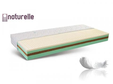 Naturelle Promise latex biomatrac Soft & Fresh huzattal, Kategória:Bio matracok, Szélesség:80cm Hosszúság:200cm Magasság:21cm