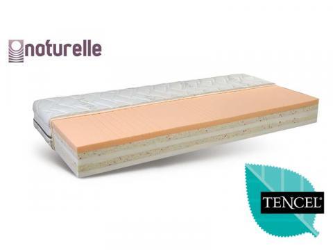 Naturelle Sensible hideghab matrac Tencel huzattal, Kategória:Hideghab matracok, Szélesség:80cm Hosszúság:200cm Magasság:22cm