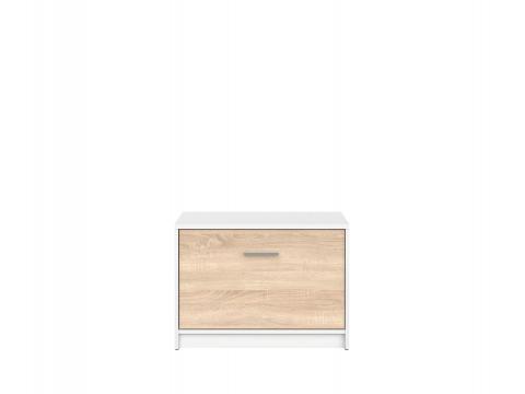 Nepo SFK1K cipős szekrény, Kategória:Komódok és éjjeliszekrények, Szélesség:70cm Hosszúság:34cm Magasság:50cm